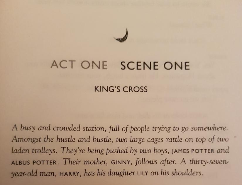 Act One Scene One