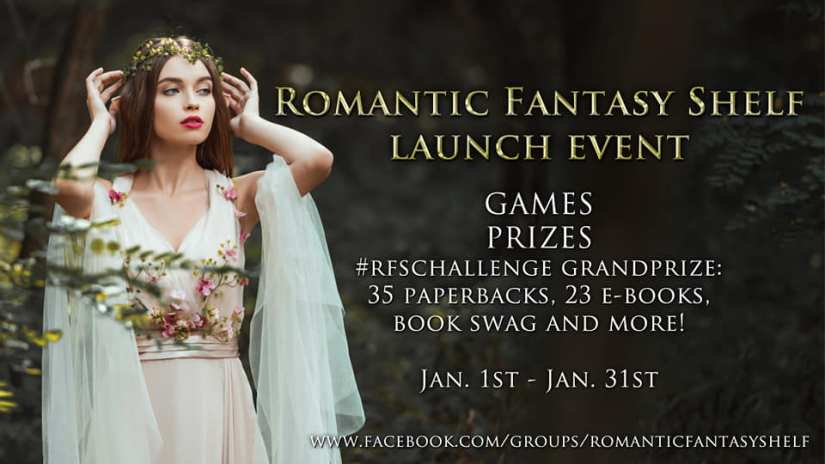 romantic fantasy launch event
