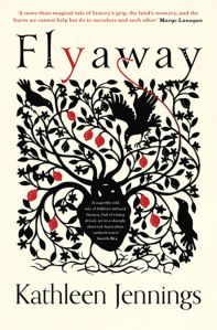 Cover of Flyaway by Kathleen Jennings