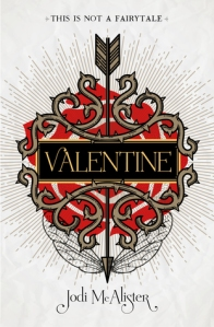 Cover of Valentine by Jodi McAlister