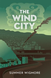 Cover of The Wind City by Summer Wigmore